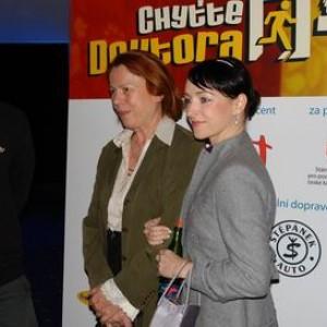 Michal Malátný, Iva Janžurová a Taťána Vilhelmová